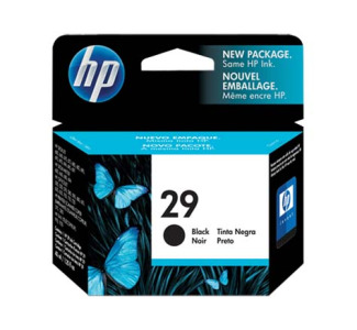 HP 29 Black Inkjet Cartridge