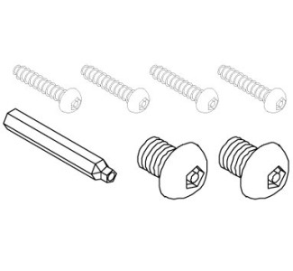 Peerless Security Fasteners