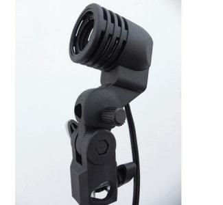 JTL AC Socket & Cord Set with Umbrella Holder and Light Stand Mount