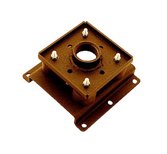 Chief Ceiling Plate with Rubber Coupler