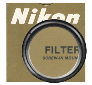Nikon 77mm NC Filter - Clear (no tint)