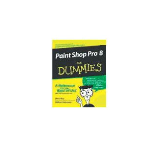 Paint Shop Pro 8 for Dummies