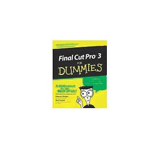final cut pro for dummies pdf