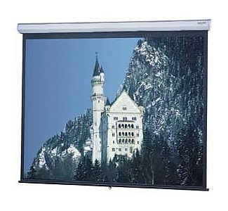 "Da-Lite 84"" x 84"" Model C Wall Projection Screen"