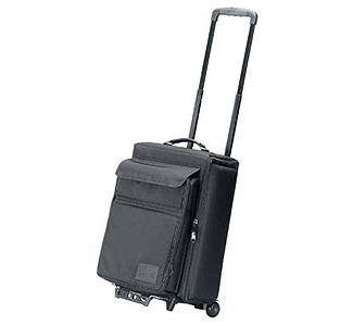 Jelco ATA Shipping Case with Wheels & Extension Handle