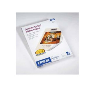 Epson S041568 Double-Sided Matte Ink Jet Paper