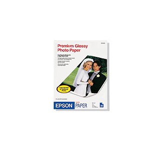 "EPSON SO41466 11x14"" Premium Glossy Photo Paper"