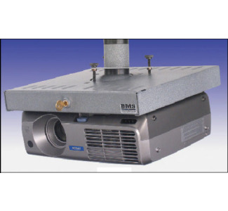 BMS LCD LOC II Projector Mount (Small) Color:Projector Gray