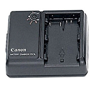 CANON CB-5L Battery Charger for BP-511 & BP-512 Rechargeable Batteries