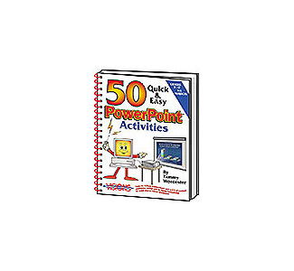 50 Quick & Easy PowerPoint Activities - 5-Pack