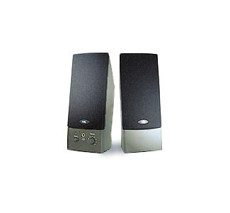 Cyber Acoustics CA-2016 2-Piece USB Powered Speakers
