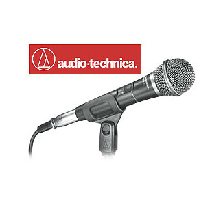 Audio-Technica Dual-Impedance Dynamic Microphone