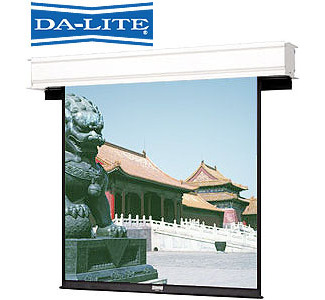 "DA-LITE 50""x 67"" Advantage Deluxe Electrol Projection Screen"