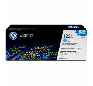 HP Cyan Toner Cartridge for LaserJet 2550