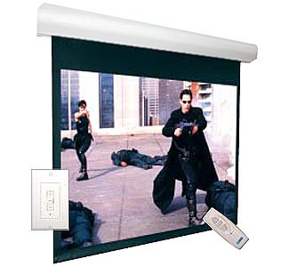 "VUTEC Lectric I RF-200 119""x 159"" Projection Screen"
