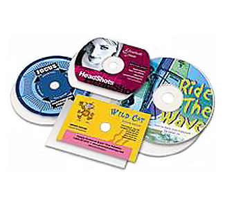PRIMERA 53362 Mini-CD-R 80mm 100 Pack