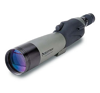 CELESTRON 52254 Ultima 80 Straight Spotting Scope