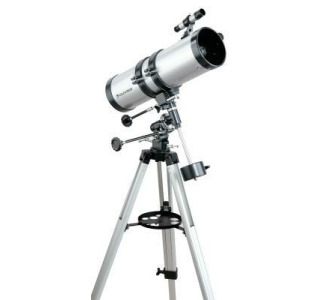 CELESTRON PowerSeeker 127 EQ f/8 German Equatorial Mount