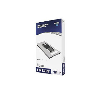 EPSON UltraChrome Ink 10600 Matte Black Cartridge