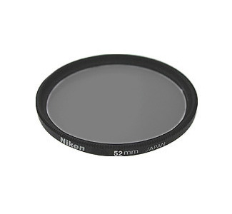 Nikon 52mm Circular Polarizer II Lens Filter