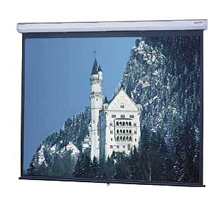 "DA-LITE 60""x 80"" Model C Wall Projection Screen"