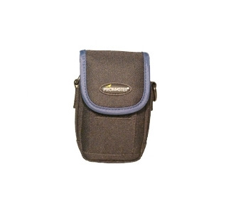Promaster 1605 Digital Camera Pouch Case   -  Black/Navy