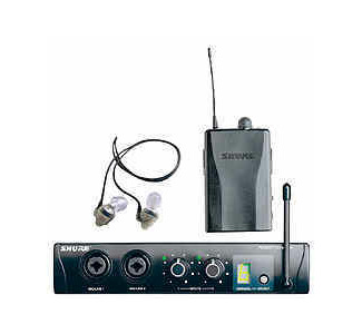 Shure P2TRE2 Wireless Personal Monitor System P2TRE2