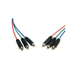 Premium 3 RCA to 3 RCA Video Cable - 50 Foot Length