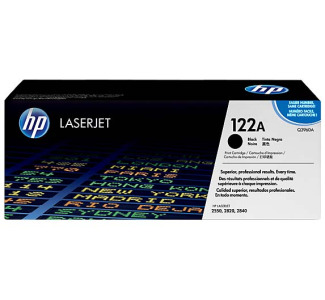 HP Color LaserJet Q3960A Black Print Cartridge (Q3960A)