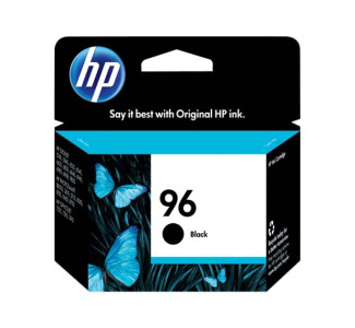 HP 96 Black Inkjet Print Cartridge (C8767WN)