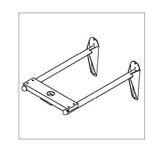 Wall Arms for Jumbo TV Brackets
