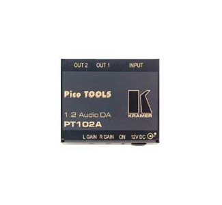 Kramer Audio Distribution Amplifier PT-102A