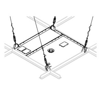 Suspended Ceiling Kit, Light