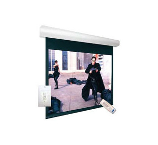 "VUTEC 96""x 128"" Lectric I RF Wall/Ceiling Mounted Screen"