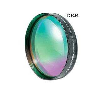 Celestron Narrowband OIII Filter – 2-in. 93624