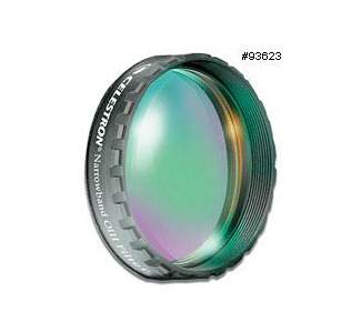 Celestron Narrowband OIII Filter – 1 and 1/4 in. 93623