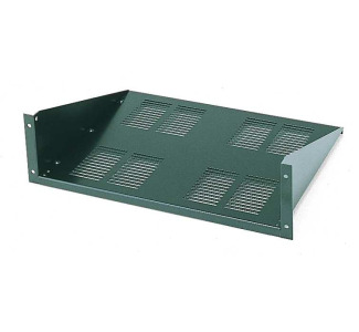 Winsted Universal Rackmount Shelf, 3.5 inches high (2U) 88091