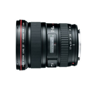 Canon EF 17-40mm f/4L USM Ultra-Wide Zoom Lens (8806A002)