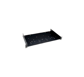 Middle Atlantic 1-space Half-Rack Shelf UTR1