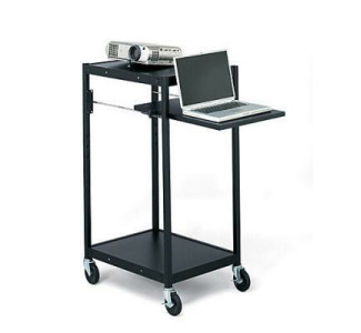 Bretford ECILS2-BK Mobile Notebook / Projector Cart
