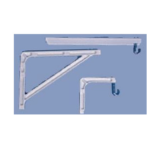 Dukane 6-in. Wall Bracket, 2 Per Set DUKAW6