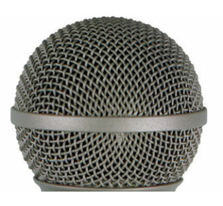 Shure Grille for 588SDX Microphone RK332G