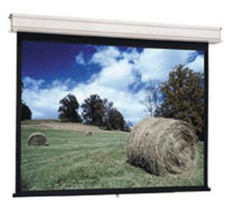 Da-Lite Advantage Manual Projection Screen with CSR