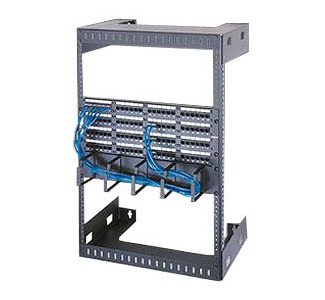 Middle Atlantic WM-8-12 Wall Mounted Rack