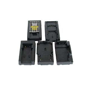 Promaster XtraPower VersaPack Custom Plate Pack for Canon