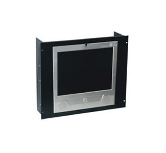 Middle Atlantic Custom Face Plate for JVC LCD Monitor