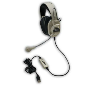Califone 3066-USB Multimedia Headset