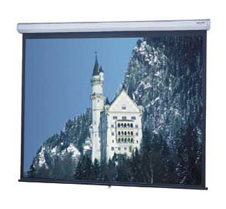 "Da-Lite Model C 72"" Diagonal Projection Screen"