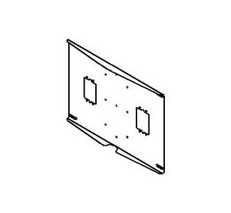 Peerless External Wall Plate For 2 Wood Or Metal Studs WSP445