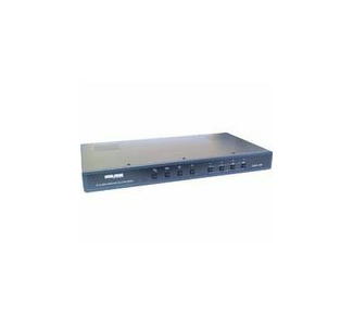 Speco CCTV 4-Channel Color Multiplexer